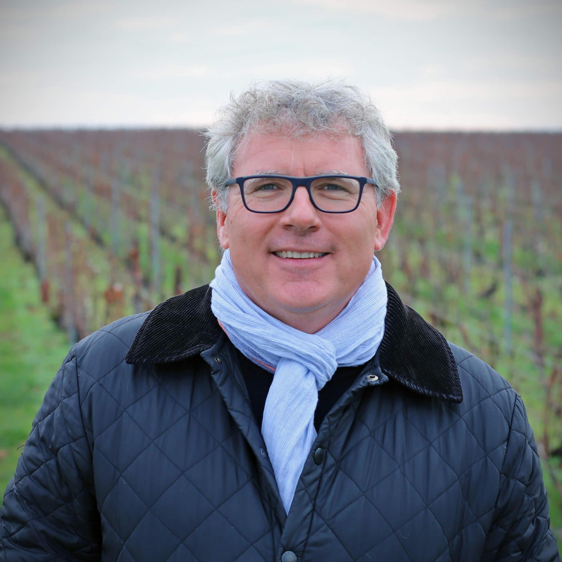1-Franck MAZY, PDG et consultant viticole