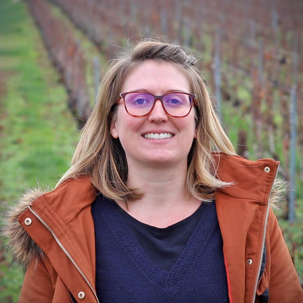 3-Charline HAUTEM, géographe, consultante viticole