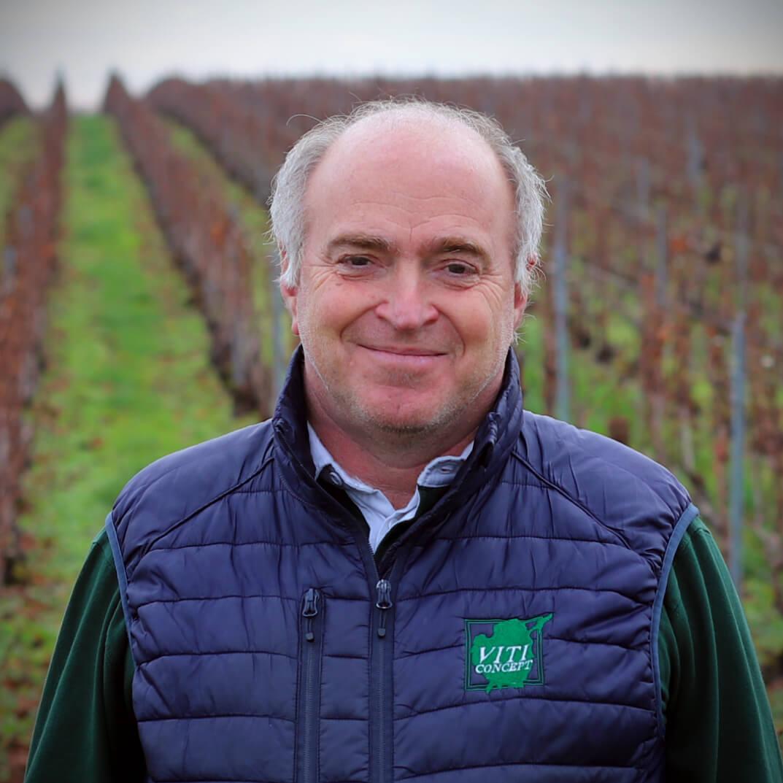 4-Vincent FAIHY, ingénieur agronome œnologue Directeur technique et consultant viticole