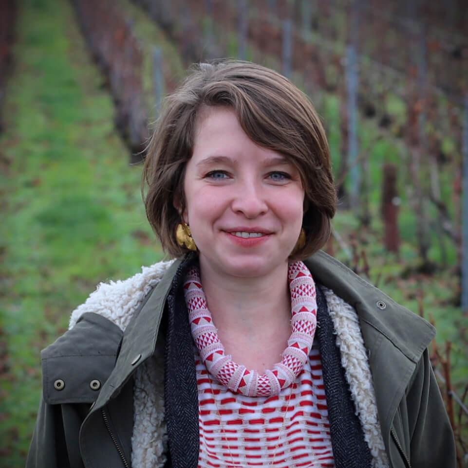 6-Diane GRANGER, ingénieur agronome, consultante viticole