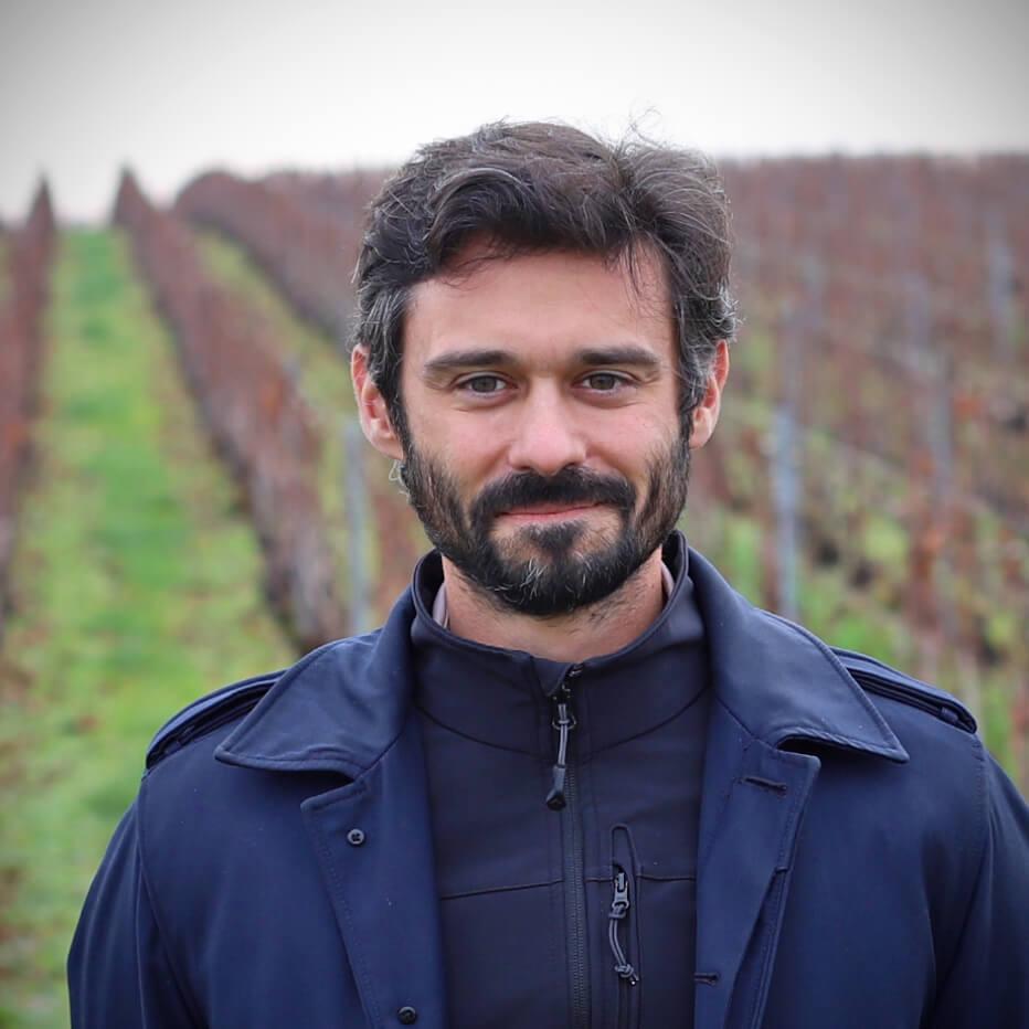 9-Guillaume GREIL, ingénieur agronome œnologue, consultant viticole